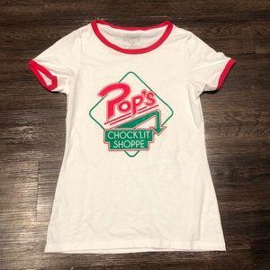👝 Archie Comics white T-shirt new